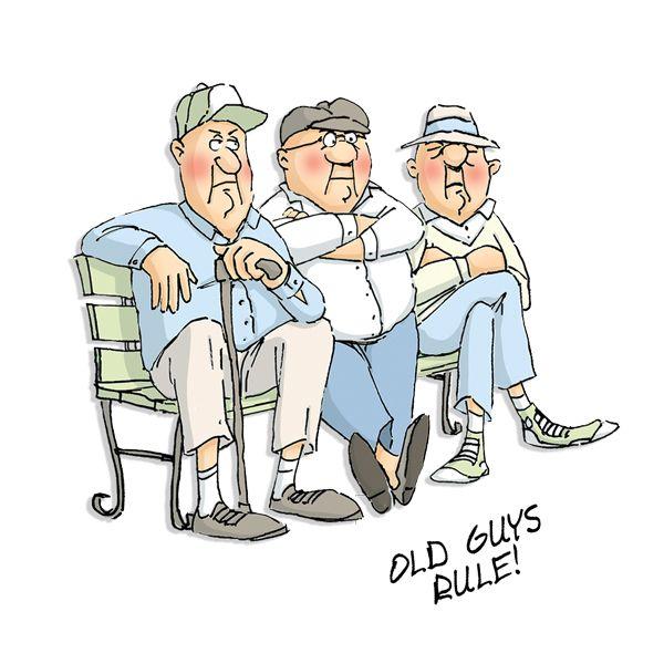 Old Guys Rule Set (Sku#4474)