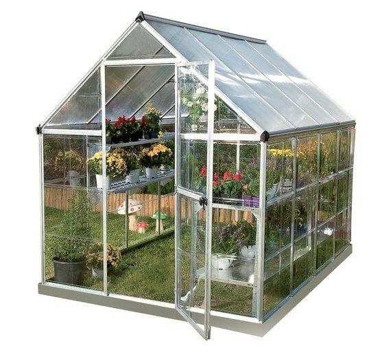 11+Greenhouse Frame Kit Uk