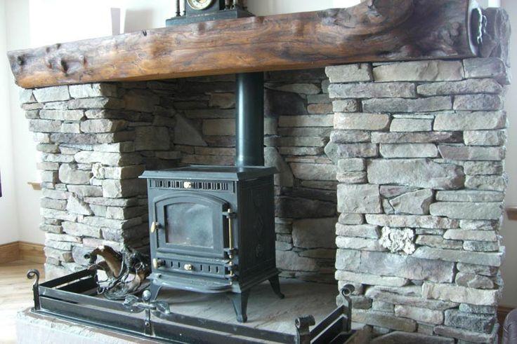 76 best old stone fireplaces images on pinterest. Black Bedroom Furniture Sets. Home Design Ideas