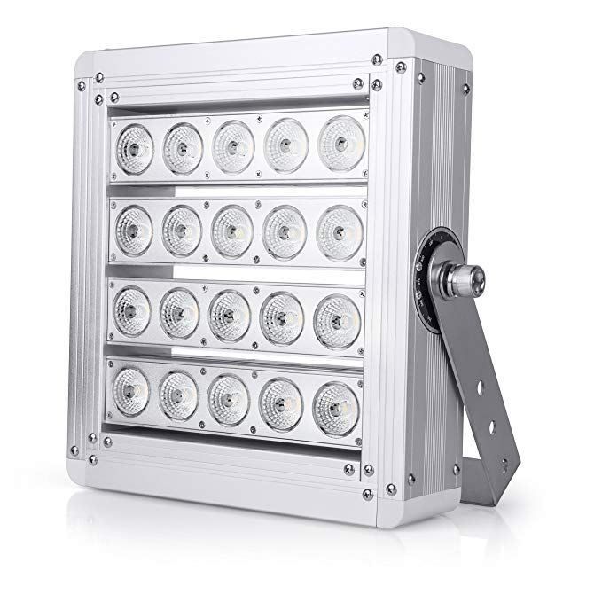 Hyperikon Pro Led Stadium Light 200w Flood Light Super Bright Outdoor Arena Flood Light 800w 1000w Equiv Outdoor Flood Lights Stadium Lighting Flood Lights