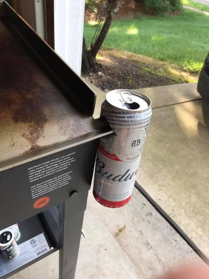 Grease Catcher In 2019 Outdoor Griddle Recipes Griddle