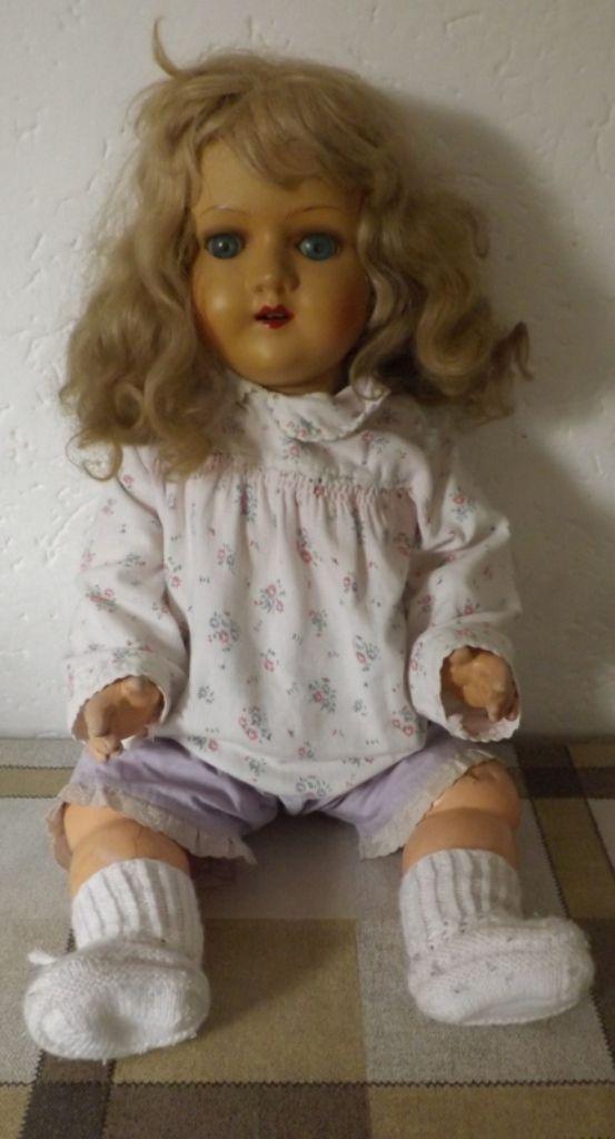 EVF 12 Karakterpop 62cm Baby-lichaam.   Te Koop 90,-