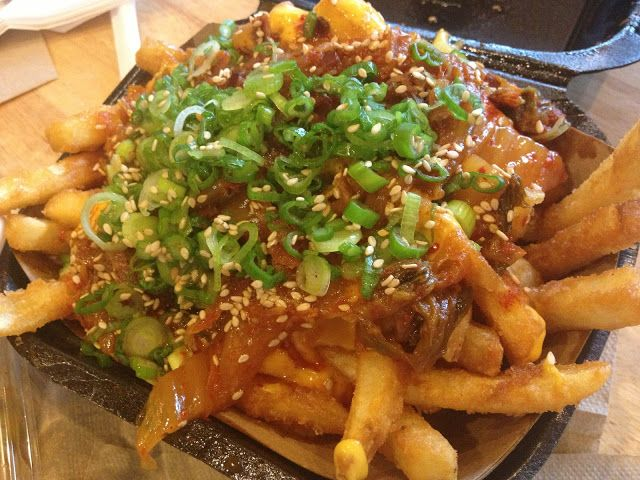 Eat with Grace: Cheap Eats: Bop N Grill Food Review