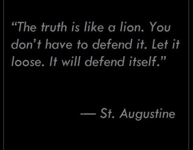"""That is why the history books are so darn acurate. Why the word believes in religion and the industry is found out for their secrets, cause its a great big lion. Bahahah! Delusional - when you hear someone say """"truth"""" and """"fact"""" beware."""