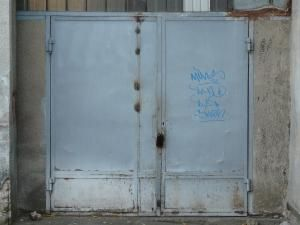 Image result for industrial double doors