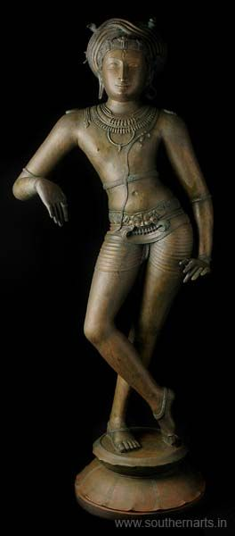 LORD SHIVA - RISHABADEVA (standing posture)