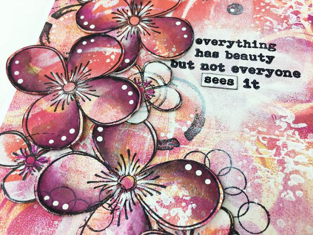 NEW from PaperArtsy {Eclectica³ Emma Godfrey} February 2017