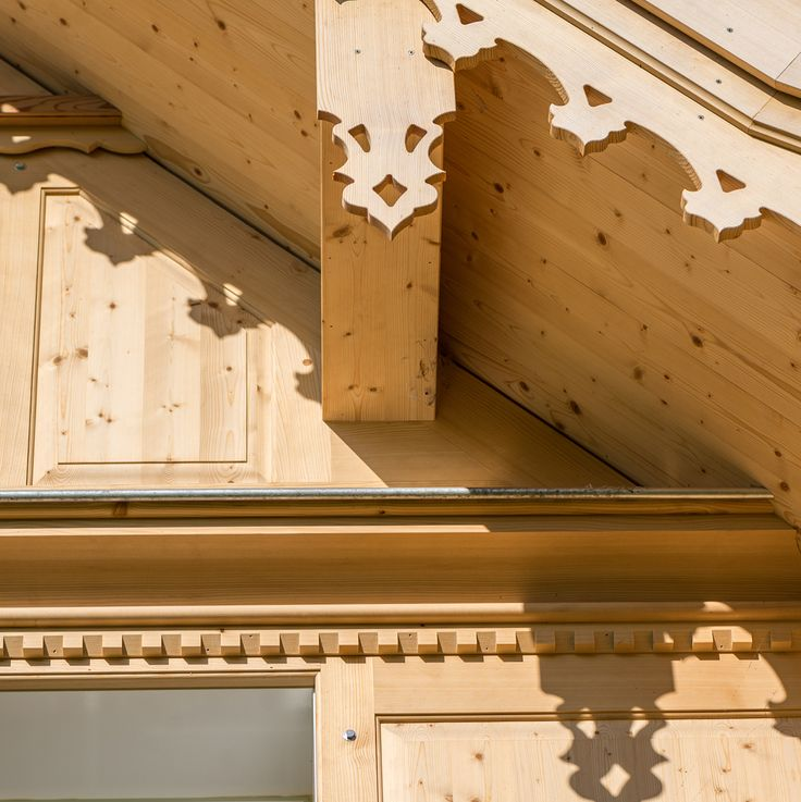 #fassade #holzfassade #appenzellerfassade #tradition #holzbau