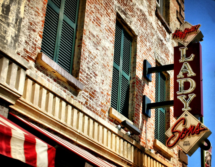 Lady and Sons Restaurant, Savannah, GA