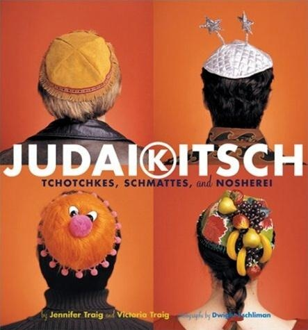 Judaikitsch - a book of crafts, creative cooking, Jewish lifestyle, & more!