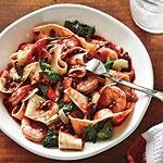 Rapini and Shrimp Pasta: Broccoli Raab, Lasagne Noodles, Shrimp Pasta, Favorite Recipes