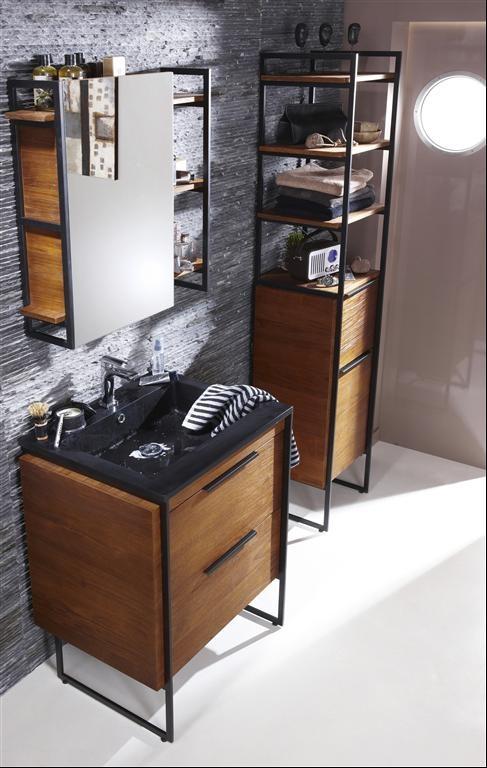 1000 id es sur le th me salle de bain marron sur pinterest salles de bains rouge salle de for Accessoire salle de bain marron