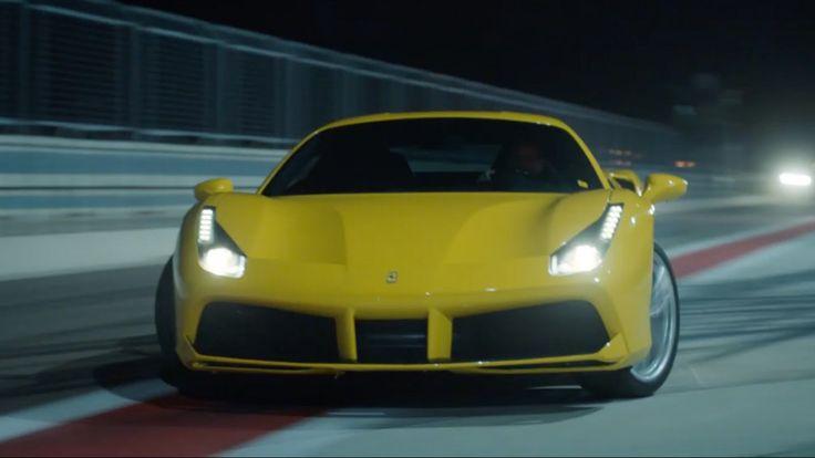 Video: Δυόμιση επικά λεπτά με μια Ferrari 488 GTB!