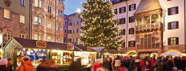 Innsbruck Romantic christmas market in Innsbruck © Innsbruck Tourismus