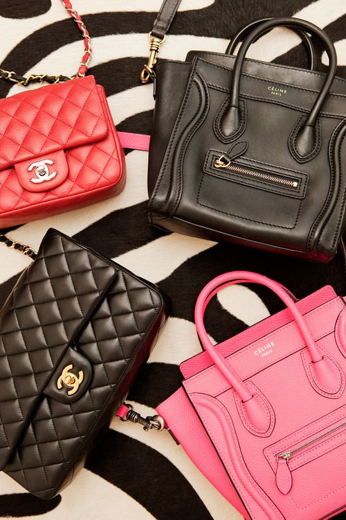 Bag Heaven: Chanel and Céline