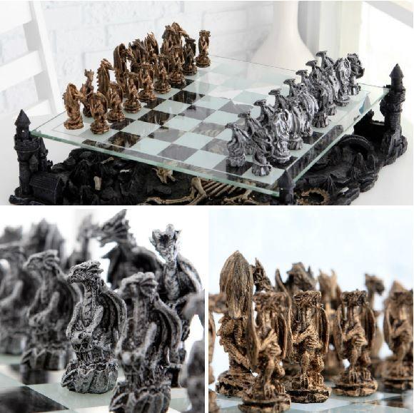 dragon chess