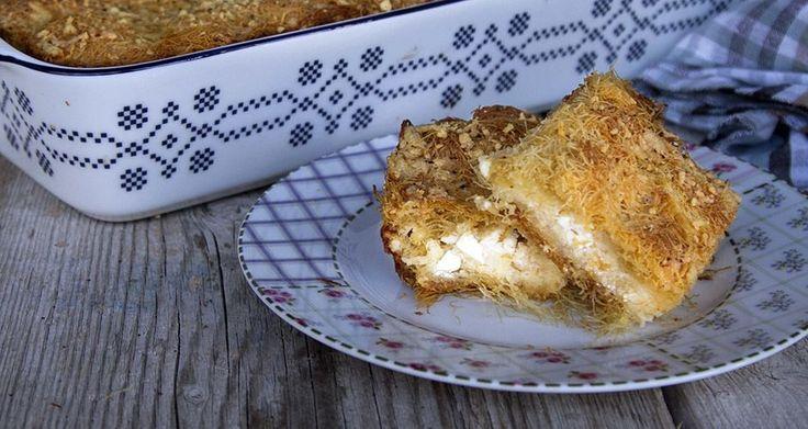 Τυρόπιτα Καταΐφι από τον Άκη. Υπέροχη συνταγή για τυρόπιτα καταϊφι που δεν έχετε δοκιμάσει ξανά. Ένα υπέροχο σνακ για κάθε περίσταση. Δοκιμάστε τη!