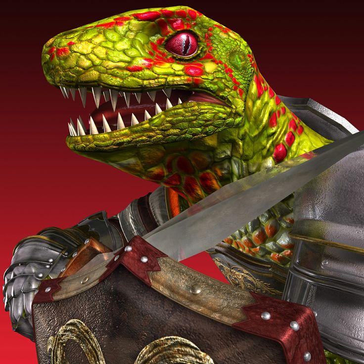 Warriors Orochi 4 Soul Calibur: 12 Best Lizardman / Aeon Calcos (Soul Calibur) Images On