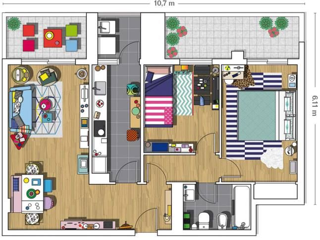 House Layouts 12 best villa images on pinterest | architecture, floor plans and