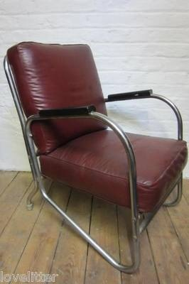 Art deco deco and club chairs on pinterest - Deco lounge eetkamer modern ...