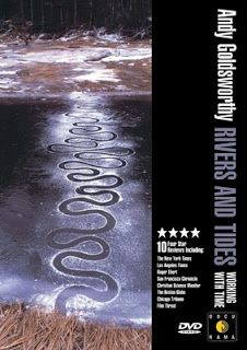 The Museum of Peripheral Art: Rivers and Tides: Andy Goldsworthy Working With Time