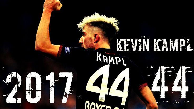 Kevin Kampl 2017 - Bayer 04 Leverkusen [Goals, skills & assists]
