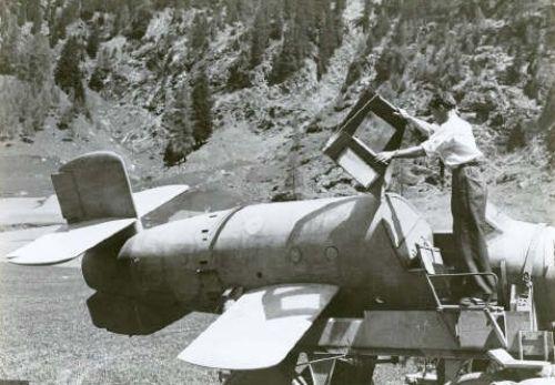 Bachem Ba 349 Natter | Planes - Bachem Ba-349 Natter ...