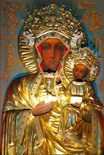 our lady of chestohova   Religion   Pinterest   Lady