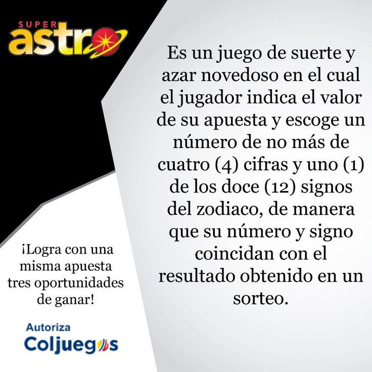 Jugar el número con los dos sorteos astro sol y astro luna, es una de nuestra estrategias recomendadas para ¡GANAR! #superastro #juegoresponsable  #juegosdeazarencolombia https://www.superastro.com.co/