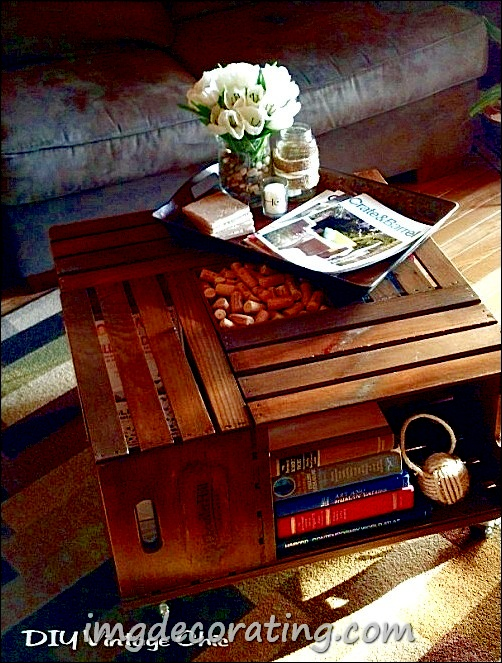 wine crate furniture. awesome diy wine crates table crate furniture