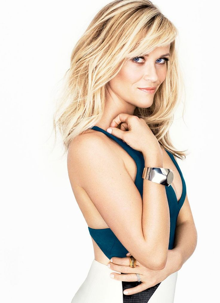 REESE WITHERSPOON in Glamour Magazine, January 2015 Issue