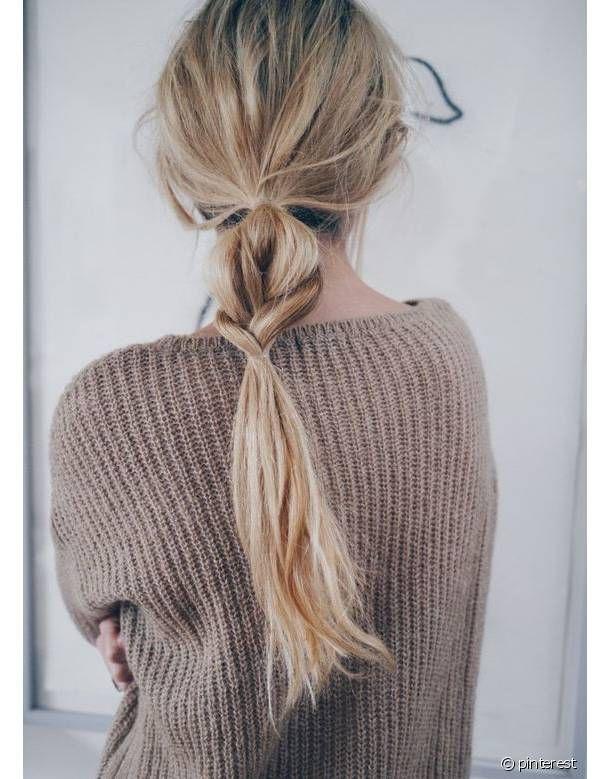[PINTEREST] Le code di cavallo più belle per i vostri capelli lunghi