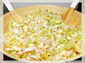 Salata de andive - simplu si rapid
