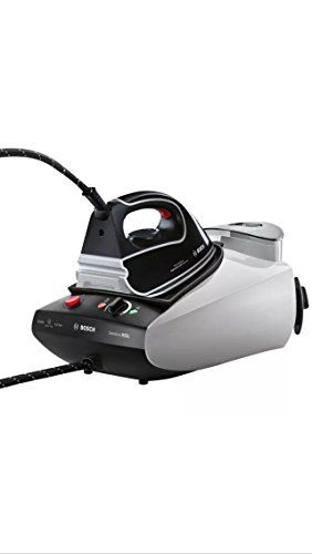 Bosch  TDS3525GB steam generator iron 2500 W Ceramic Solphate Black andamp