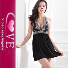 Factory price Japanese Hot Girls Black Evening Babydoll Dress Sexy Open Sleepwear Best Seller follow this link http://shopingayo.space