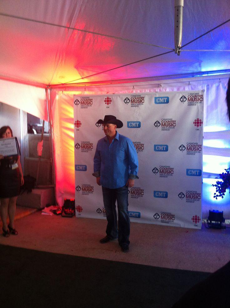Gord Bamford at the #CCMA Awards