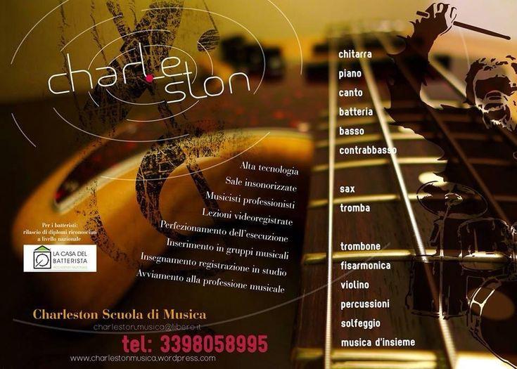 CHARLESTON MUSICA - CORSI DI MUSICA A ROMA http://charlestonmusica.com/2015/11/30/charleston-musica-corsi-di-musica-a-roma/