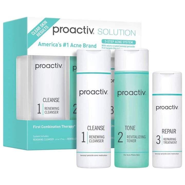 Proactiv Solution 3 Step Acne Treatment System 90 Day Size Proactiv Sephora Acne Treatment Proactiv Acne Spot Treatment