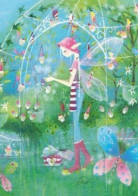 Lorrie McFaul: The Fairy Garden, 500 palaa