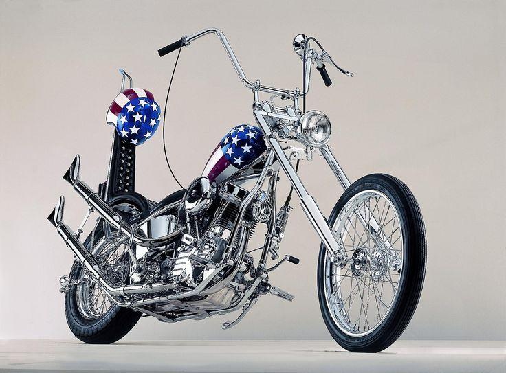 harley-davidson motocycles | 1963 Harley Davidson Captain America R .JPG Photo 2