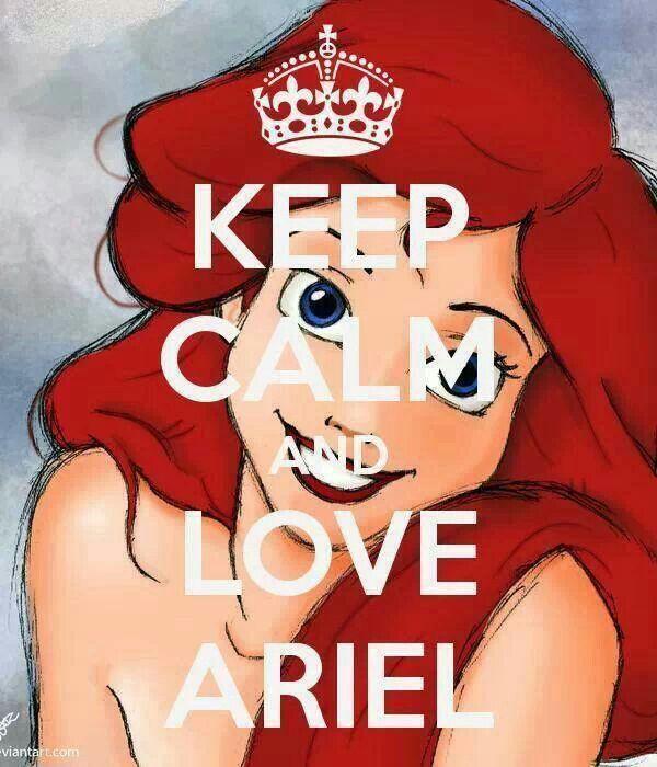 Ariel @caylyn niederbrach