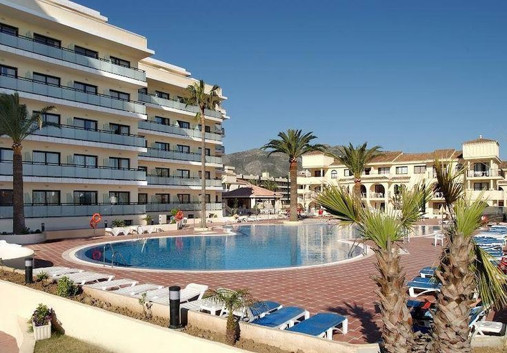 Puente Real Hotel in Torremolinos, Costa del Sol Spain
