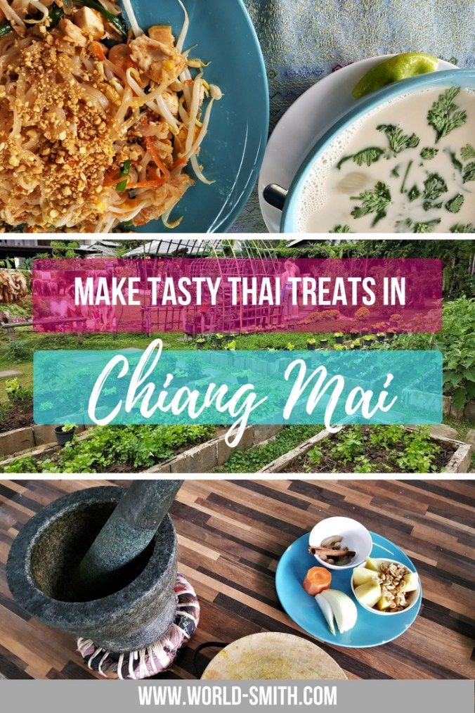 7 Ridiculously Tasty Thai Dishes You'll Make in a Chiang Mai Cooking Class | Mama Noi Cooking Class in Chiang Mai | Things to do in Thailand