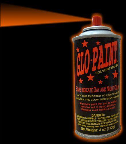 Glow In The Dark Spray Paint Paint Spray Glow In The Dark Spray Paint Is A Cool Way To