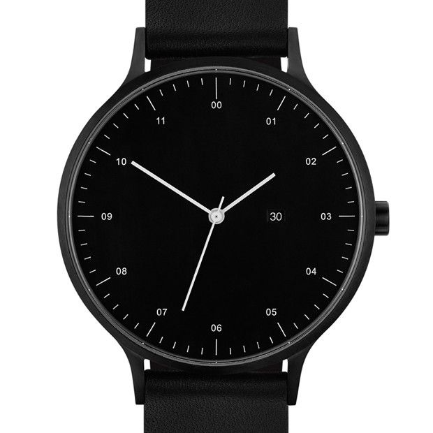 """""""We both love watches. Instrmnt 01 really did come from us saying """"I love this watch but I hate X about it"""", so it was almost selfish,"""" Baynham told Dezeen Watch Store in an interview. #watches #design"""