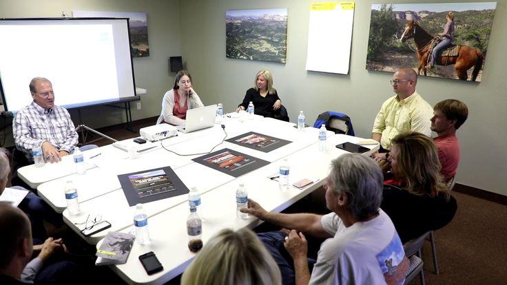 Meeting Space - Conference Room - Zion Ponderosa Ranch Resort | Zion National Park, Utah corporate retreats