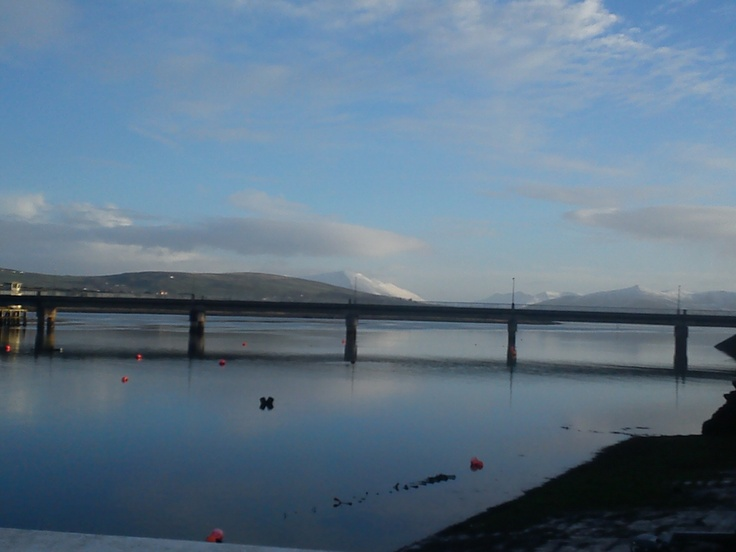 The bridge at Valentia Island, Kerry