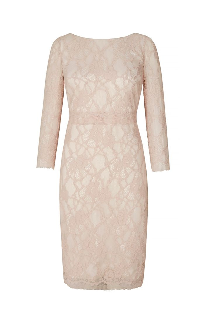 Beautiful French Leavers Lace Shift Dress. The perfect lace shift for a wedding or cocktail dinner Beautiful body skimming outline which is flattering and effortlessly sexy. An understated wardrobe investment piece which can take you through the seasons.x