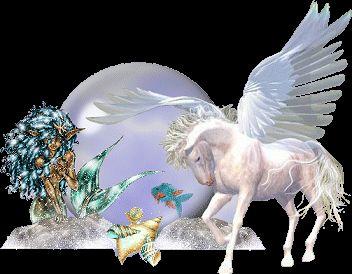 animated pegasus gif | Pegasus
