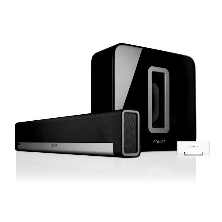 Amazon.com: Sonos 3.1 Wireless Home Theater System (with BOOST): Electronics